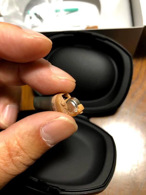 補聴器電池室1