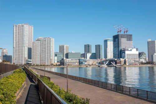 東京湾写真